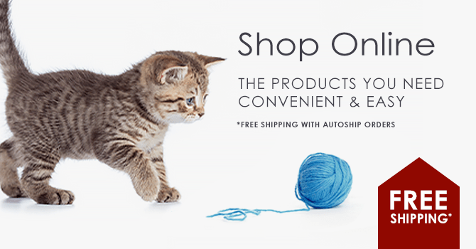 Shop Online | Providence Animal Hospital | Charlotte & Waxhaw Veterinarian